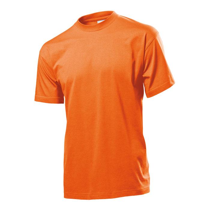 Pánské tričko Stedman 155 oranžové