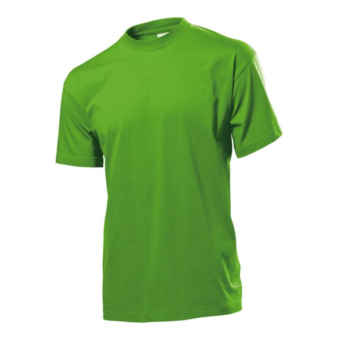 Pánské tričko Stedman 155 světle zelené
