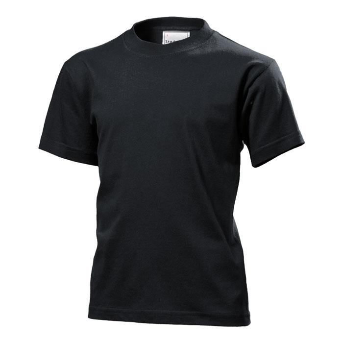 Dětské tričko Stedman 155 černé
