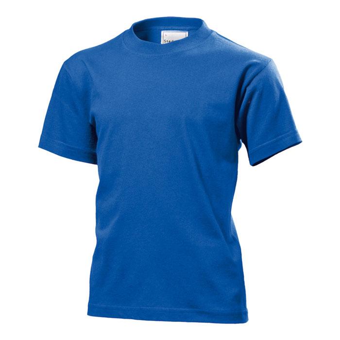 Dětské tričko Stedman 155 modré