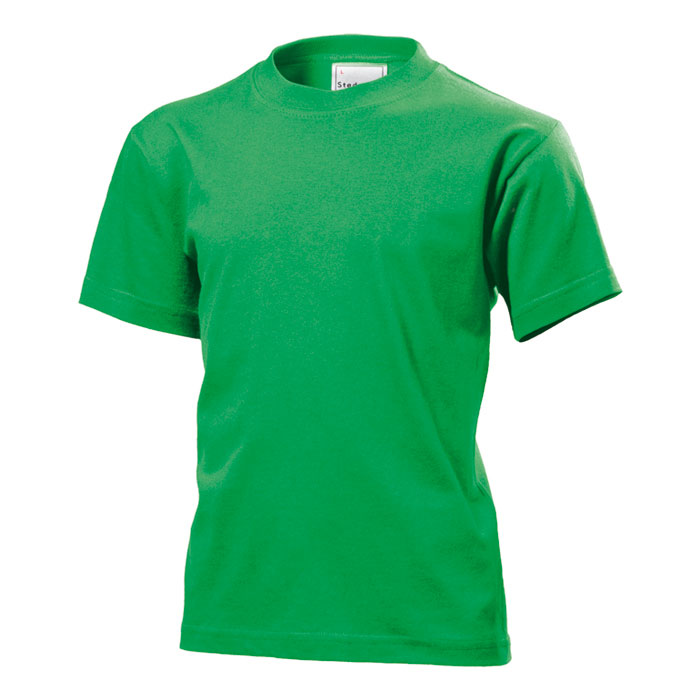 Dětské tričko Stedman 155 zelené