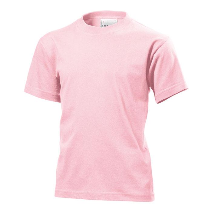 Dětské tričko Stedman 155 růžové