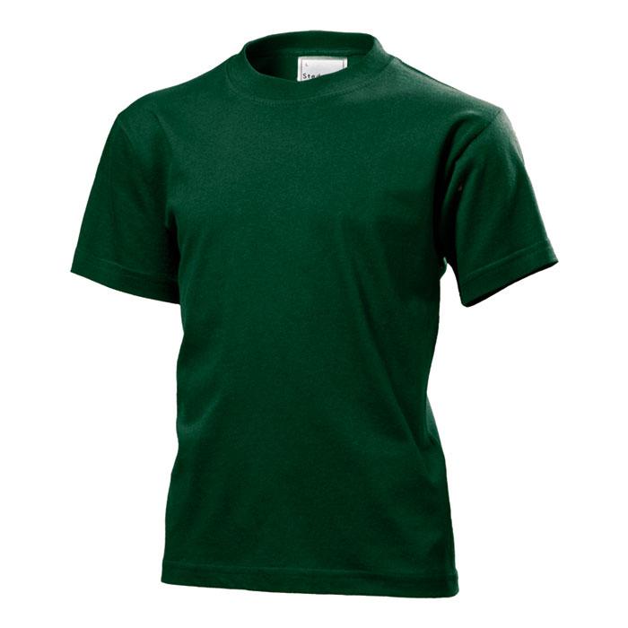 Dětské tričko Stedman 155 světle zelené