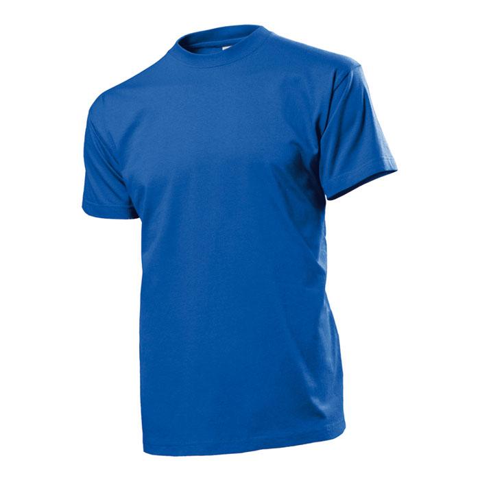 Pánské tričko Stedman 185 modré