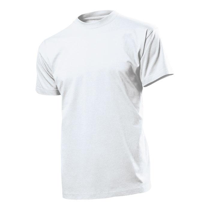 Pánské tričko Stedman 185 bílé
