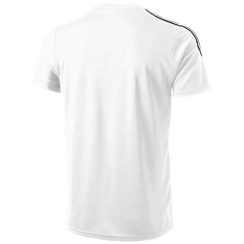 CoolFit triko Baseline bílo-černé