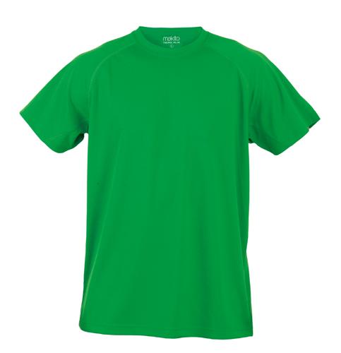 Zelené Tecnic Plus T tričko, pracovní oděv pro dospělé