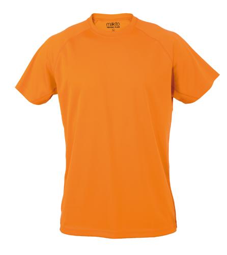 Oranžové Tecnic Plus T tričko, pracovní oděv pro dospělé