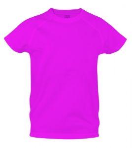 Růžové Tecnic Plus T tričko, pracovní oděv pro dospělé