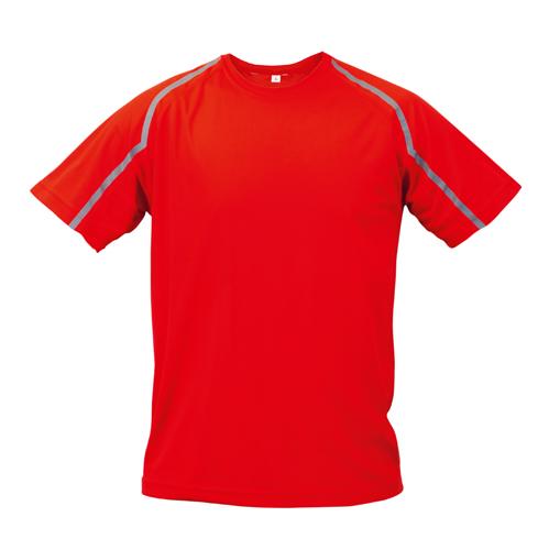 Fleser červené tričko