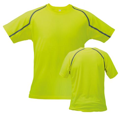 Fleser žluté tričko