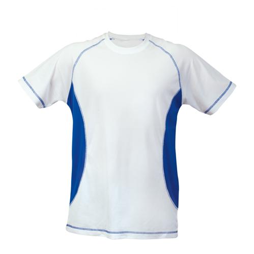 Combi modré tričko s potiskem