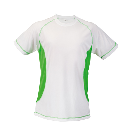 Combi zelené tričko s potiskem