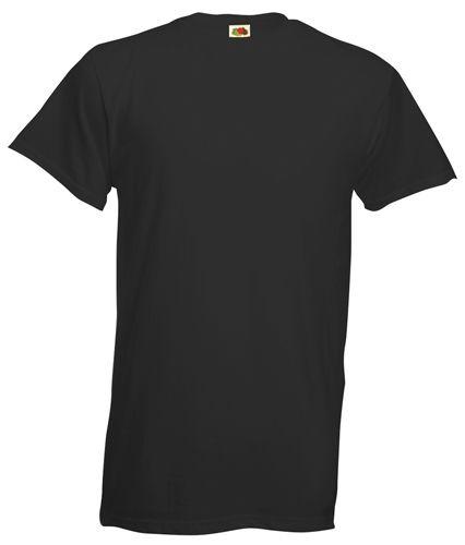 Heavy-T tričko černé