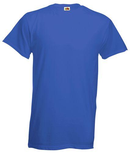 Heavy-T tričko modré s potiskem
