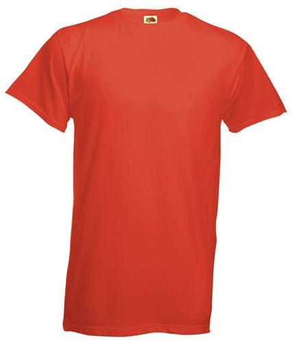 Heavy-T tričko červené