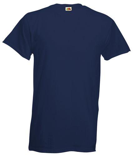 Heavy-T tričko tmavě modré s potiskem