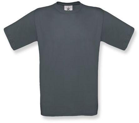 EXACT unisex tričko, 145 g/m2, BC, antracit