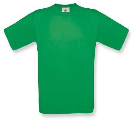EXACT unisex tričko, 145 g/m2, BC, světle zelená