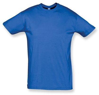 REGENT unisex tričko 150 g/m2, SOLS, modrá