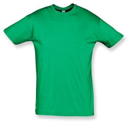 REGENT unisex tričko 150 g/m2, SOLS, zelená