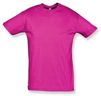 REGENT unisex tričko 150 g/m2, SOLS, fialová