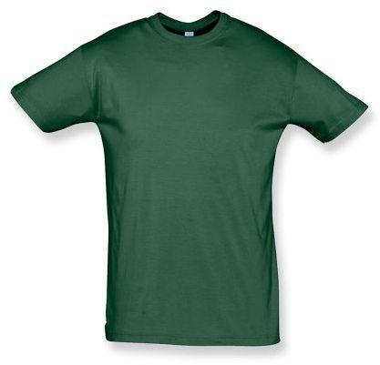 REGENT unisex tričko 150 g/m2, SOLS, tmavě zelená