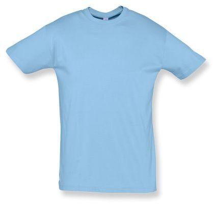 REGENT unisex tričko 150 g/m2, SOLS, světle modrá