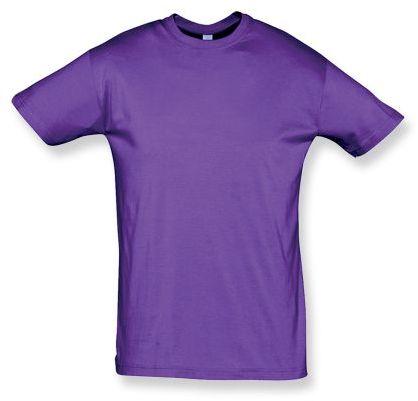REGENT unisex tričko 150 g/m2, SOLS, světle fialová