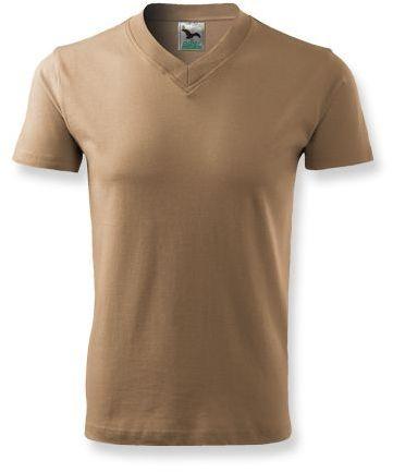LUKA unisex tričko 160 g/m2, ADLER, béžová