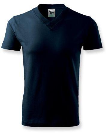 LUKA unisex tričko 160 g/m2, ADLER, tmavě modrá