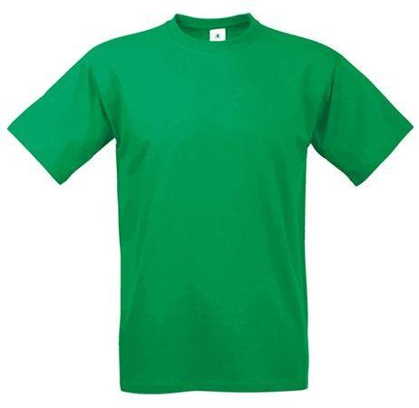 EXACT 190 unisex tričko, 190 g/m2, BC, světle zelená