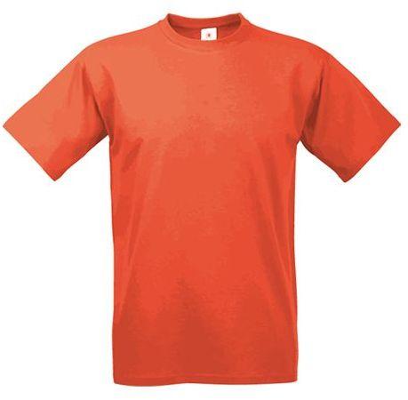 EXACT 190 unisex tričko, 190 g/m2, BC s potiskem