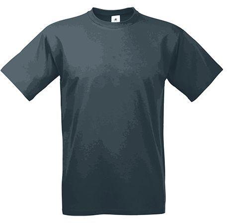 EXACT 190 unisex tričko, 190 g/m2, BC, antracit