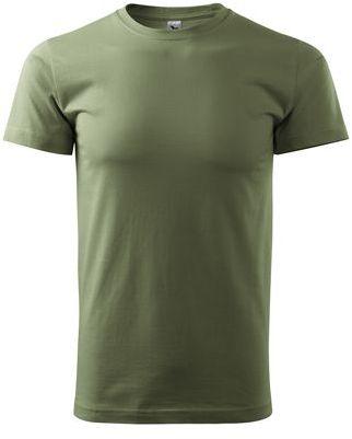 SHIRTY unisex tričko, 200 g/m2, ADLER, khaki