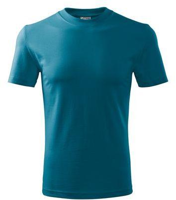 SHIRTY unisex tričko, 200 g/m2, ADLER, emerald zelená