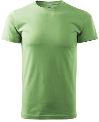 SHIRTY unisex tričko, 200 g/m2, ADLER, světle zelená