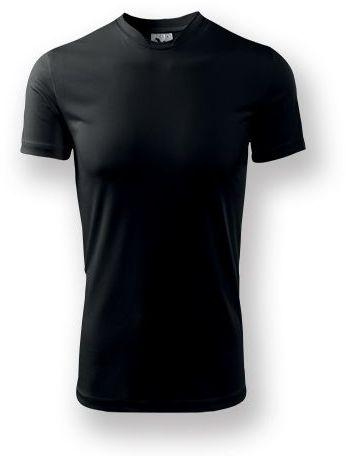 NEONY pánské tričko, 150 g/m2, ADLER, černá