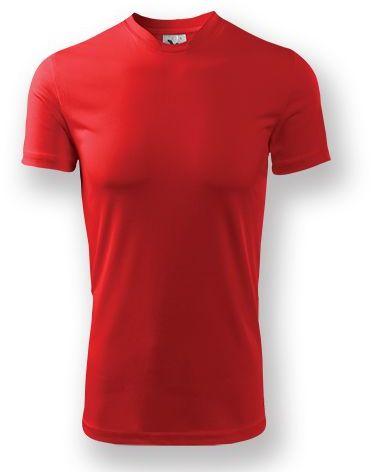 NEONY pánské tričko, 150 g/m2, ADLER, červená