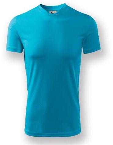 NEONY pánské tričko, 150 g/m2, ADLER, tyrkysová