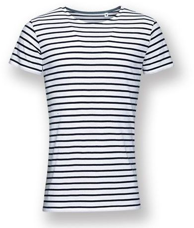 MARINA MEN pánské tričko, 150 g/m2, SOLS, tmavě modrá