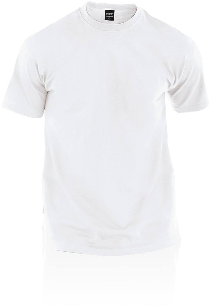 Premium White tričko