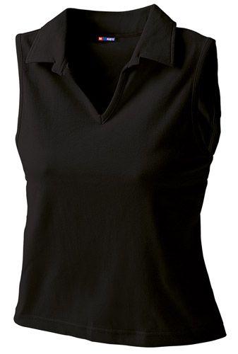 Cristin černá polo košile