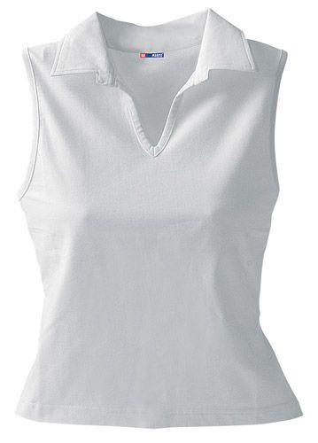 Cristin bílá polo košile