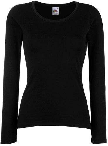 Tričko dámské dl.rukáv Lady-Fit Valueweight T