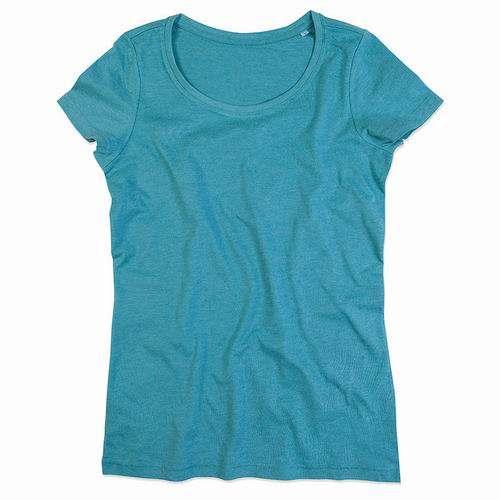 Dámské tričko LISA melír do