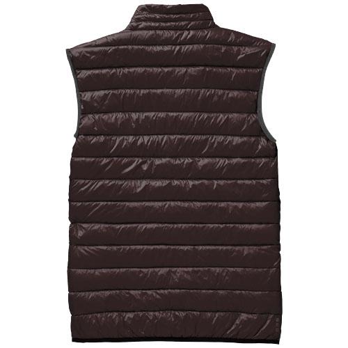 Fairview lehká hnědá péřová vesta