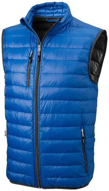 Fairview lehká modrá péřová vesta