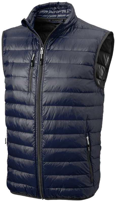 Fairview lehká tmavě modrá péřová vesta