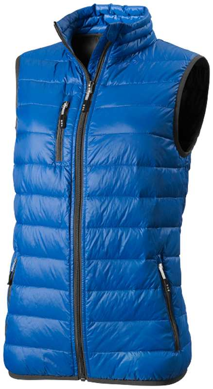 Fairview dámská lehká modrá péřová vesta